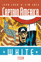 Captain America: White - Full Set of 5 Comics
